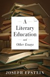 A Literary Education cover