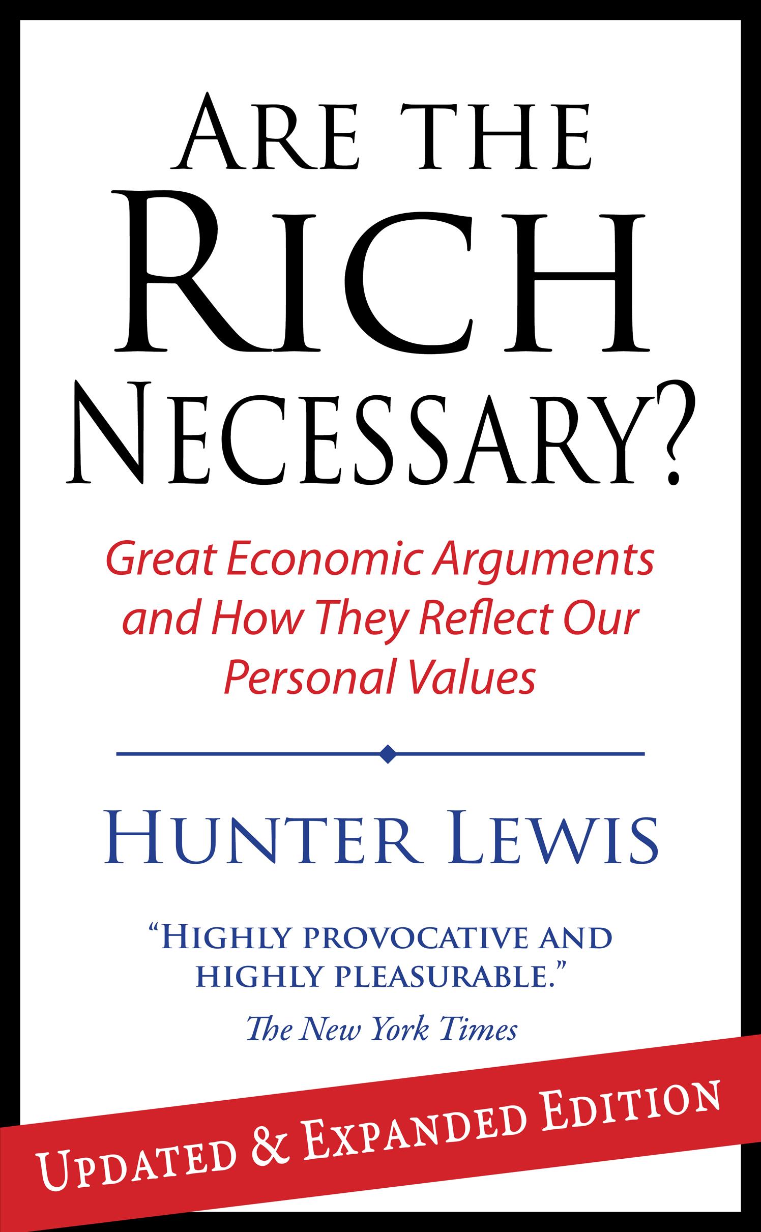 crony capitalism in america lewis hunter
