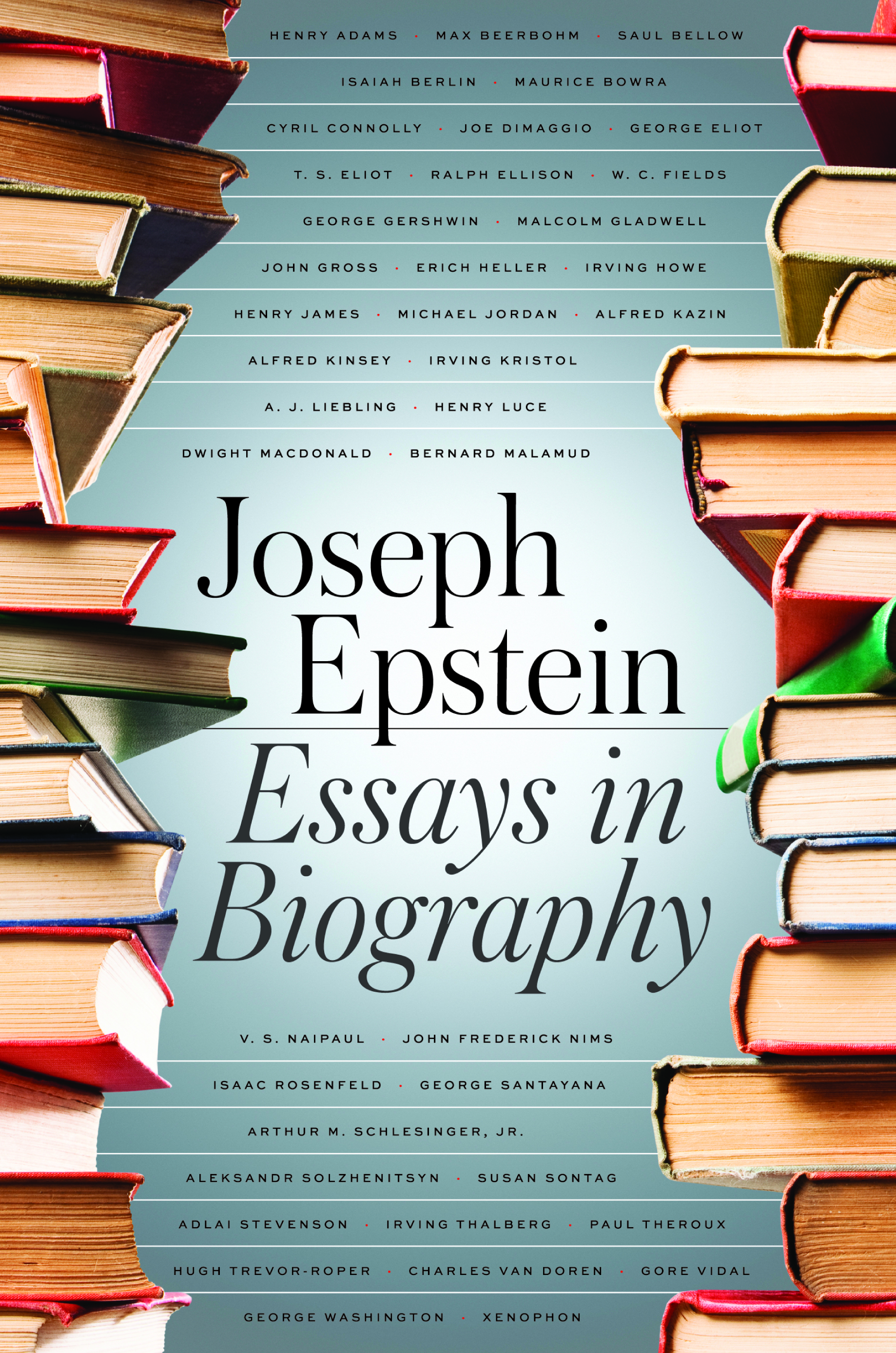 essays in biography axios press front cover jpg