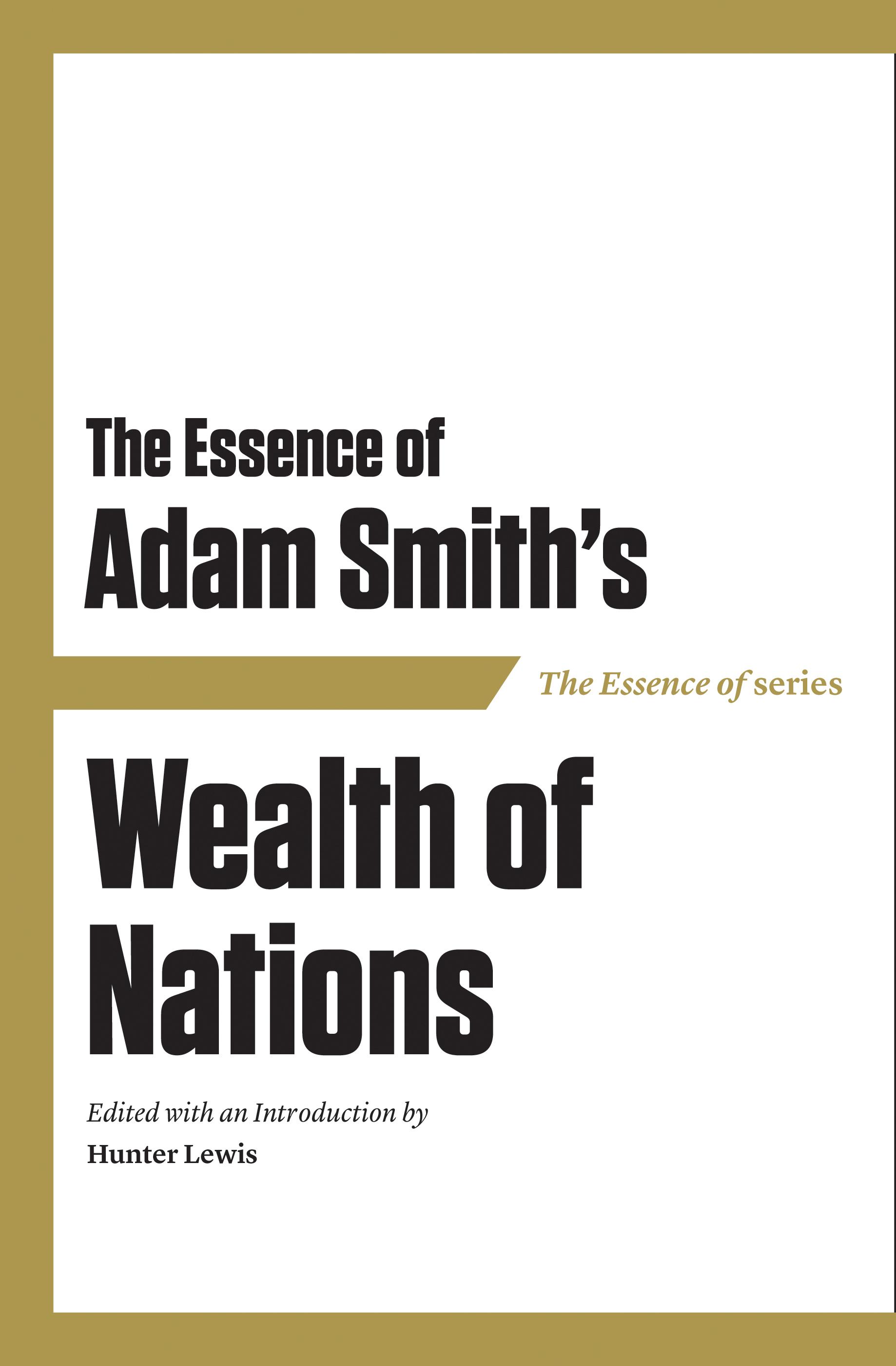 adam smith critique