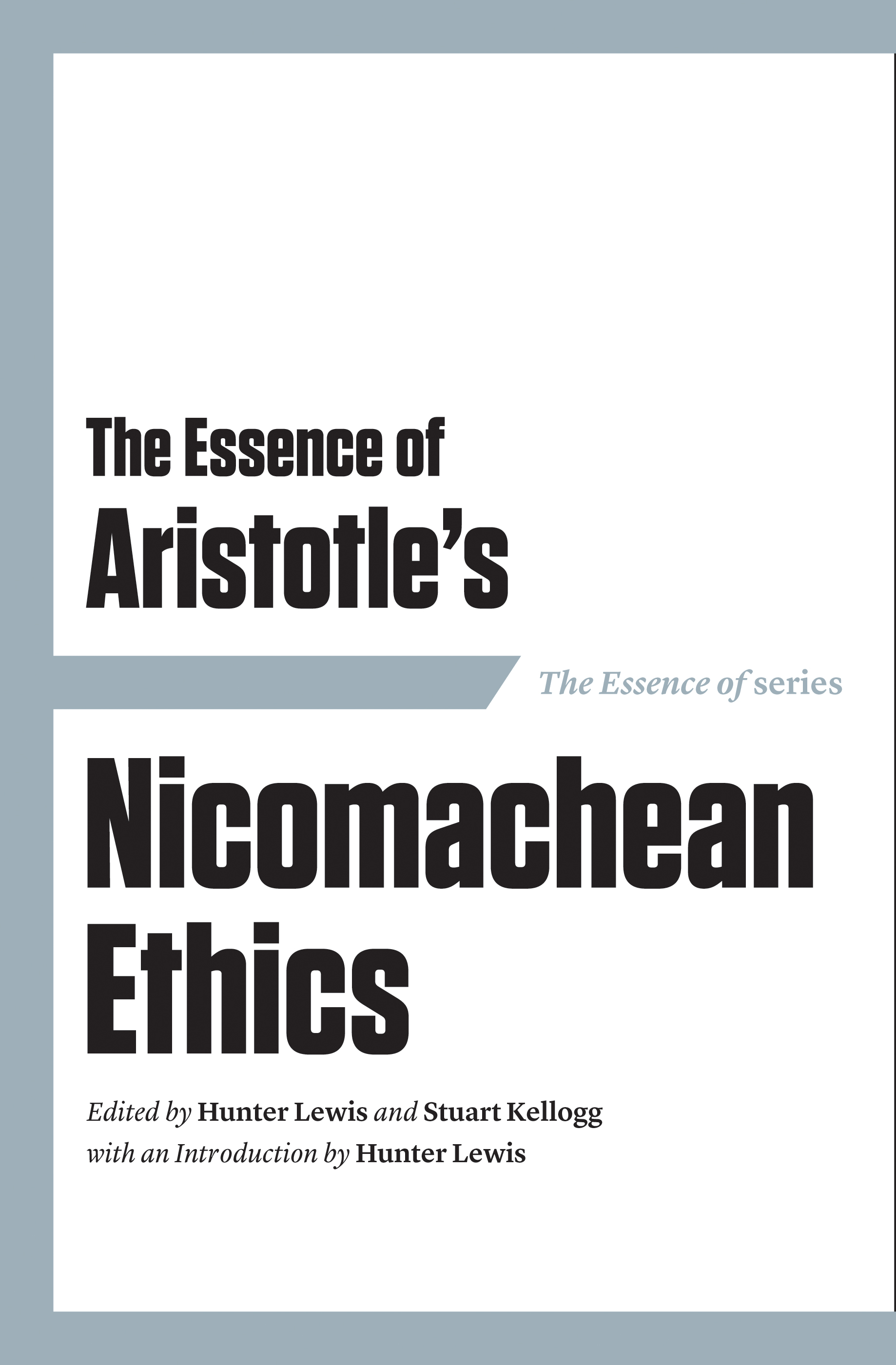 an analysis of the human good in nicomachean ethics by aristotle