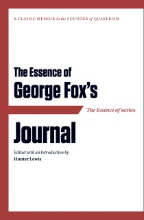 The Essence of George Fox's Journal cover