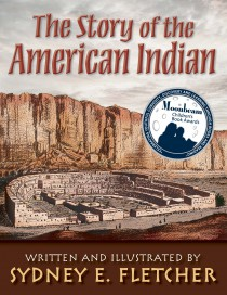 The Story of the American Indian cover with award