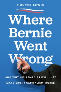 Where Bernie Went Wrong cover