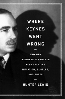 Where Keynes Went Wrong cover